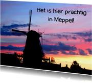 Vakantie Meppel IW