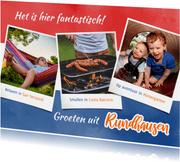 Vakantie volop genieten in Rundhausen