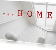 Verhuisbericht New Home Wit OT