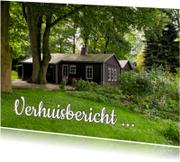 Verhuiskaart eigen foto huis - OT
