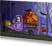 Vespa Ape Halloween