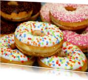 Vrolijke Donuts met stippen - OT