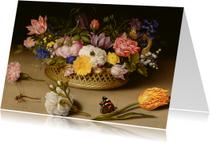 Ambrosius Bosschaert. Stilleven met bloemen