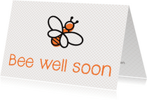 Beterschap - bee well soon