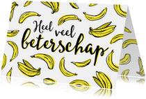 Beterschapskaart bananen