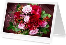 Bloemen boeket Pioen