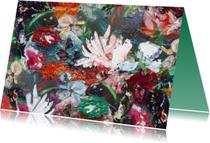 Bloemen mix paletstukken