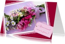 Bloemenkaart Speciaal boeket