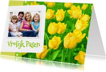 Bloemenkaart Tulpen - BK