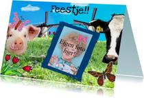 Kinderfeestjes - Boerderij diertjes