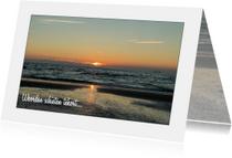 Condoleancekaarten - Condoleancekaart MM