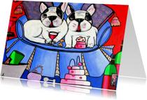 Dieren - Dicky & Daisy
