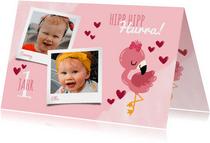 Einladung 1. Geburtstag Zwillingsmädchen Fotos