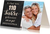 Einladung Gemeinsam Gut aussehen 110