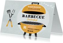 Einladung zum Gartenfest mit Barbecue