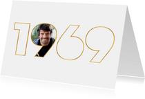 Einladung zum Geburtstag Jahrgang 1969