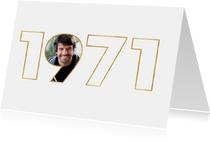 Einladung zum Geburtstag Jahrgang 1971