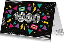 Einladungskarten 40 Geburtstag Kaartje2go