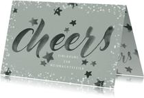 """Einladung zur Weihnachtsfeier """"Cheers"""""""