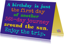 Enjoy the trip