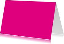 Fel roze liggend dubbel