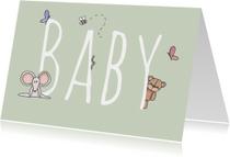 Felicitatie Baby - LFZ