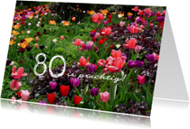 Fleurige tulpenmix