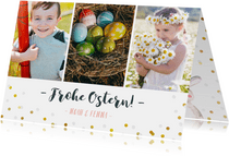 Fotokarte Frohe Ostergrüße
