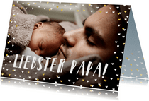 Fotokarte Vatertag
