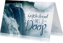 Gefeliciteerd doop volwassenen