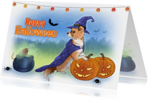 Halloween kaarten - Halloween Chiwowy
