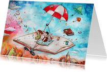 Het vliegend boek