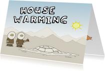 Housewarming Iglo