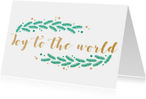 Joy to the world met hulst