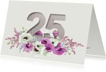 Jubileum anemonen 25 jaar