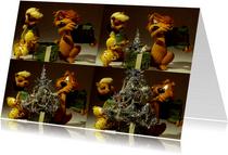 Kerst Loeki strip kerst kado  -A