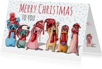 kerst-merry christmas-KK
