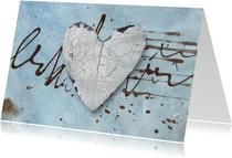 Liefde Kaart Burst Of Love
