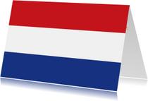Maak een nederlandse vlag