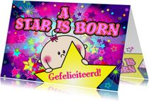 MEISJE a star is born STERREN