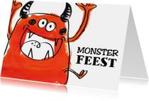Monster feest