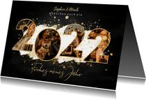 Neujahrskarte Fotos in 2022