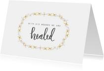 Paaskaart healed - HM
