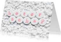 Pillen met beterschap