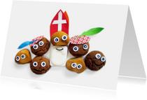 Sinterklaas kruidnoot