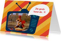 Sinterklaas Loeki tv intocht  -A