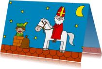 Sinterklaas Ozosnel