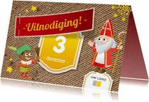 Sinterklaasfeest Bedrijf Logo