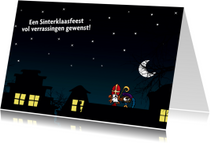 Sinterklaasfeest vol verrassingen