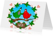 Jubileumkaarten - Twaalf en een half